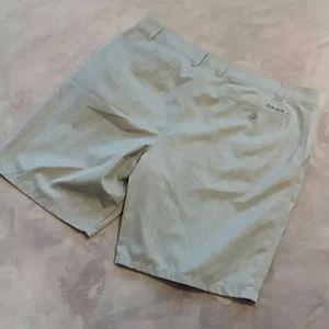 O'Neill Shorts - O'Neill men's size 40 flat front shorts